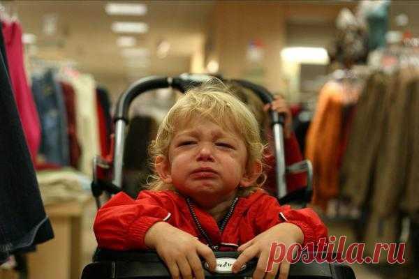 Как пойти в супермаркет с ребёнком и не совершать импульсивных покупок, поддавшись на его уговоры | «Купи батон!»