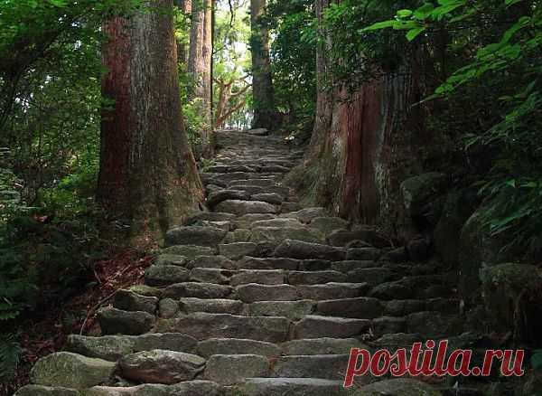 Япония: Кумано - ворота в потусторонний мир http://s30087890855.mirtesen.ru/blog/43000215259
