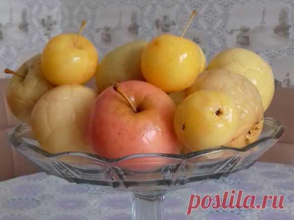 Моченые яблоки по проверенному рецепту. Зимнее хранение плодов фруктового сада. Моченые яблоки без термической обработки плодов, а значит максимальное сохранение полезных веществ. Продлевается срок хранения яблок. Великолепный вкус.