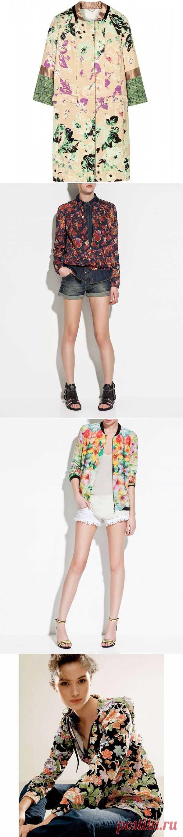 Задачка с винтажной тканью (трафик) / Помощь зала / Модный сайт о стильной переделке одежды и интерьера