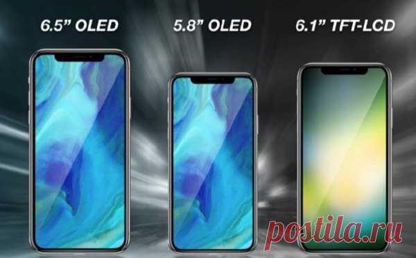 Аналитик Стивен Миланович из компании UBS поделился с изданием AppleInsider двумя возможными сценариями ценообразования новых смартфонов корпорации. Первый из них может быть таким: iPhone с 6.5-дюймовым OLED-дисплеем от 1099 долларов, модель с 5.8-дюймовым OLED-дисплеем от 999 долларов (также как и текущая модель), и модель с 6.1-дюймовым LCD-дисплеем от 750 долларов. Второй сценарий куда позитивнее. Он предполагает собой, что новые устройства обойдутся пользователям в 1050, 900 и 700 долларов…