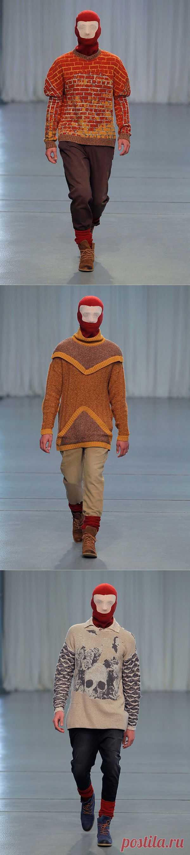Свитера Claudia Garrido F/W 2013 (подборка из коллекции) / Мужская мода / Модный сайт о стильной переделке одежды и интерьера