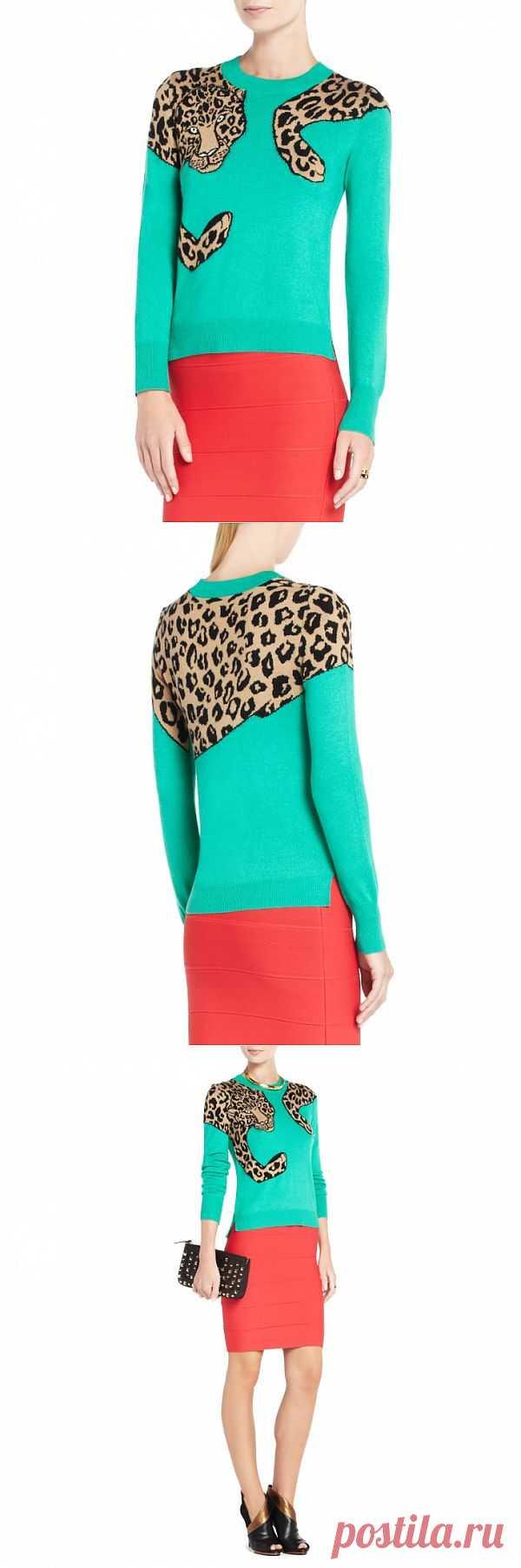 Объятия леопарда / Рисунки и надписи / Модный сайт о стильной переделке одежды и интерьера