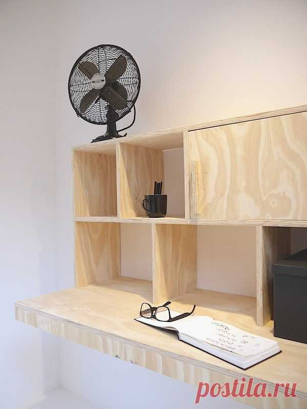 42 Tremendous ideas of furniture from plywood