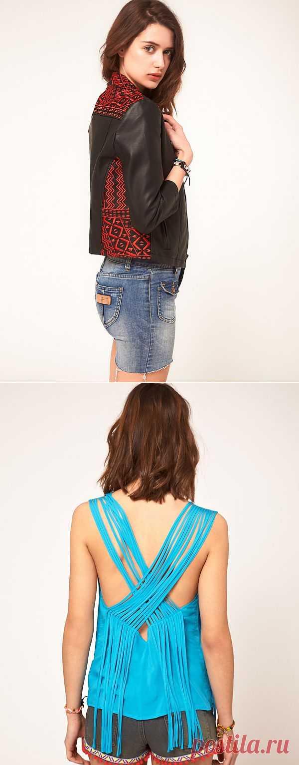 Несколько повторимостей от ASOS (трафик) / Детали / Модный сайт о стильной переделке одежды и интерьера