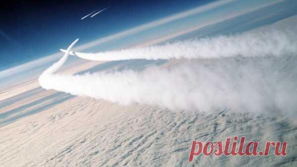 Vera: Там, над облаками, есть свои правила #небо #красиво #облака #sky #sun