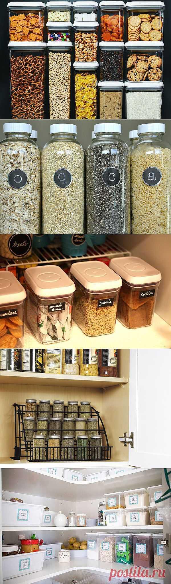 (+1) тема - Как навести порядок на кухне: чисто, аккуратно и красиво | МОЯ КВАРТИРА