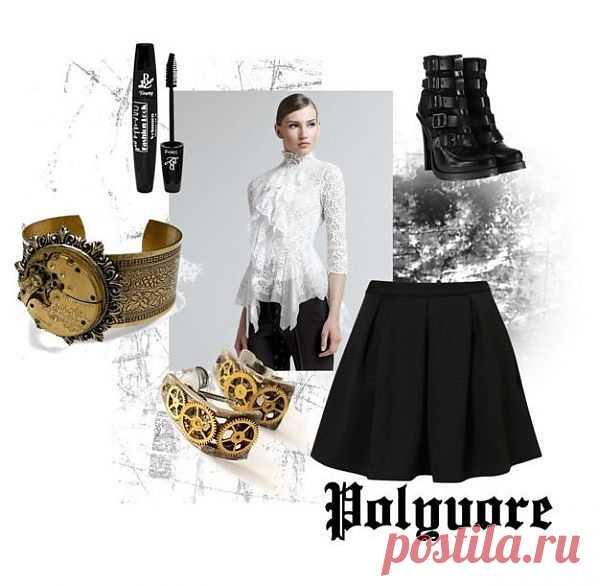 Стимпанк / Ваш стиль / Модный сайт о стильной переделке одежды и интерьера