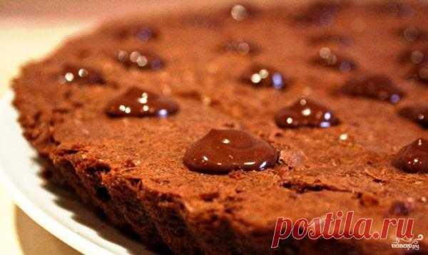 """Торт """"Брауни"""" - пошаговый кулинарный рецепт на Повар.ру"""