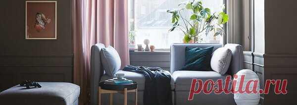 Маленькая квартира, в которой всё на своём месте. 6 супер-вариаций с мебелью   Décor and Design   Яндекс Дзен