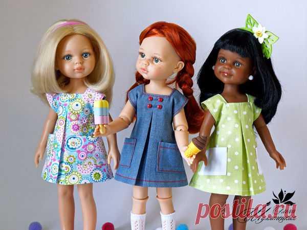 Одежда, обувь, аксессуары для кукол для начинающих и профессионалов на Ярмарке Мастеров   Журнал Ярмарки Мастеров
