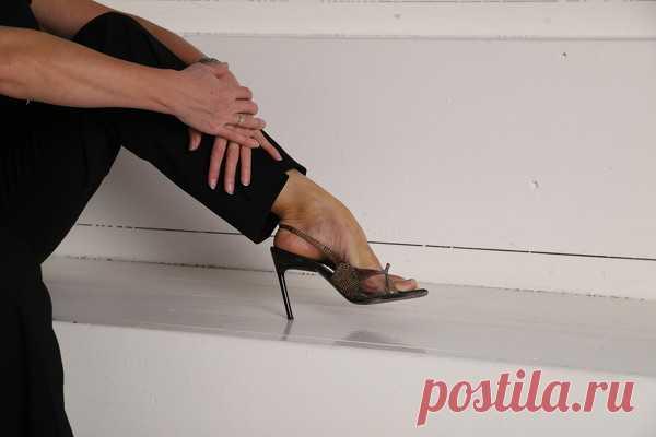 НОВЫЙ онлайн-курс «Здоровые стопы и легкие ноги» за 4 недели.