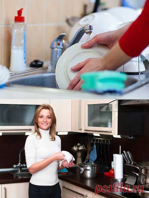 10 простых советов для чистоты и порядка на кухне..