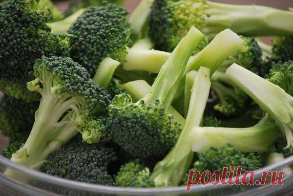 Сульфорафан – Как вещество из брокколи борется с лишним весом и плохой флорой кишечника | Путь к здоровью | Яндекс Дзен