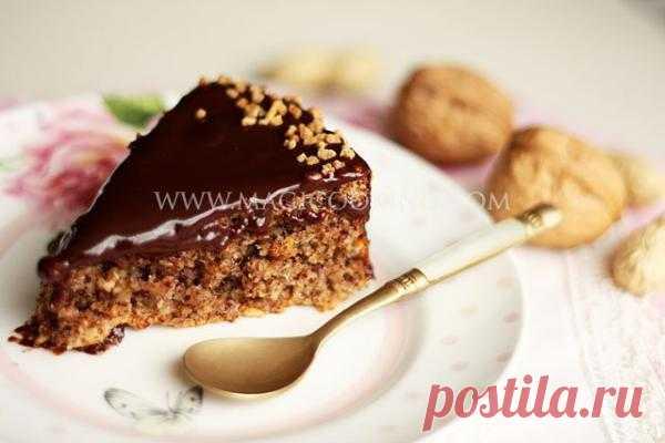 Ореховый торт | Магия кулинарии в Европе