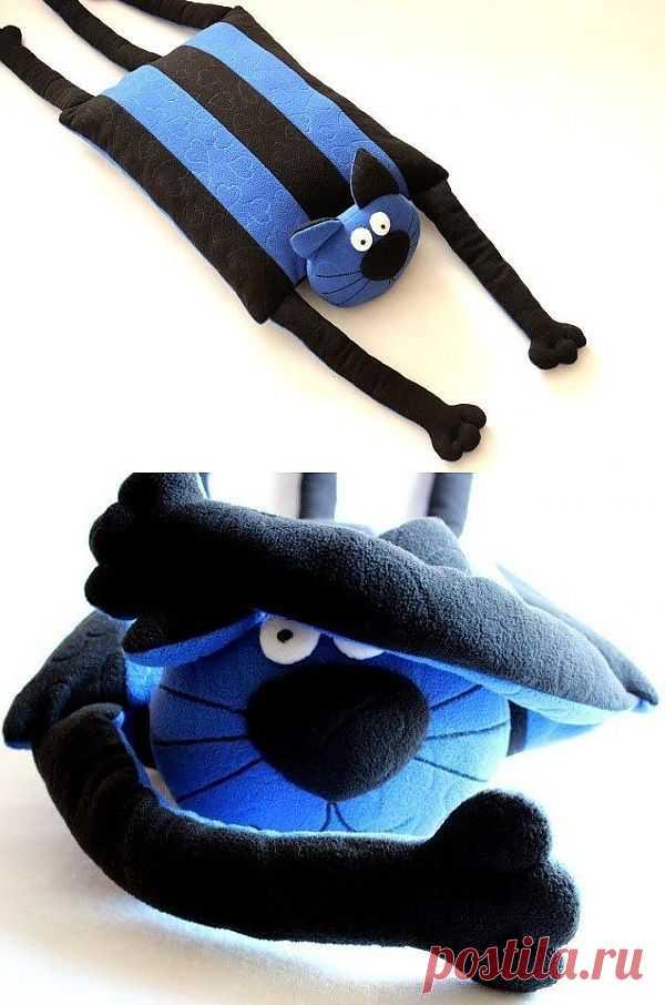 Игрушка-подушка фото мастер-класс / Разнообразные игрушки ручной работы / PassionForum - мастер-классы по рукоделию