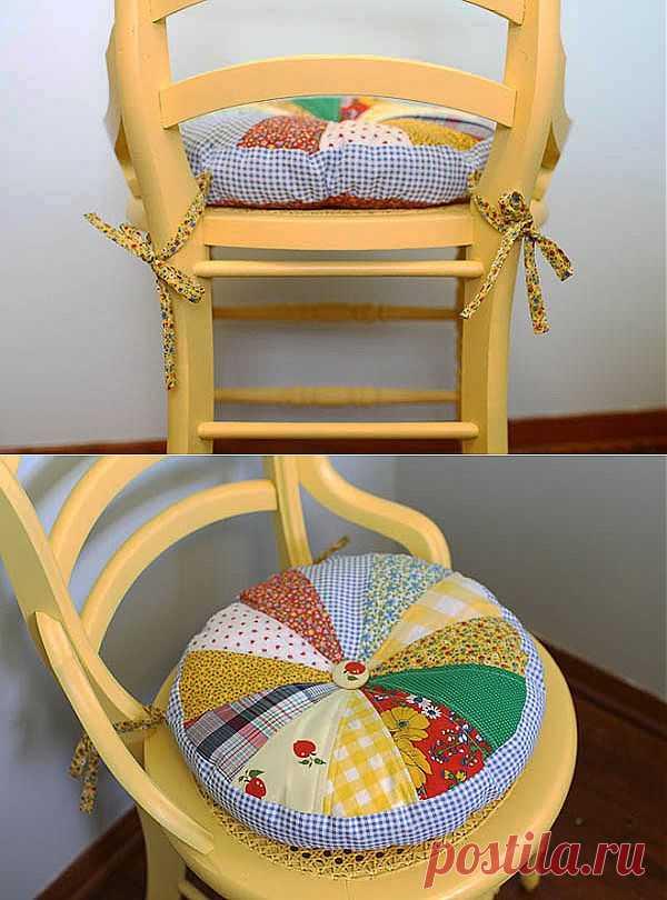 противную нечисть подушки на стулья своими руками фото ещё