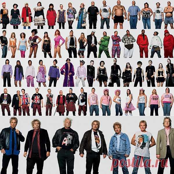 Музыка их связала / Субкультура / Модный сайт о стильной переделке одежды и интерьера