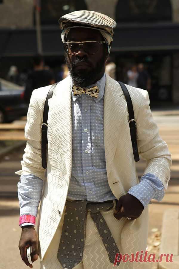 Галстук вместо ремня / Мужские галстуки / Модный сайт о стильной переделке одежды и интерьера