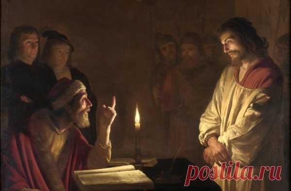 Какую тайну Христос не выдал первосвященнику перед смертью | Православие и мир