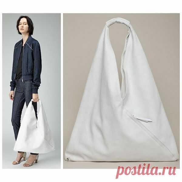 Сумка MM6 от Maison Martin Margiela / Вещь / Модный сайт о стильной переделке одежды и интерьера