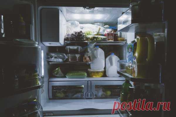 Los productos, que se puede comer por la noche | CityWomanCafe.com