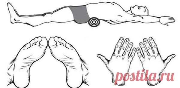Статическое упражнение, которое исправит осанку и уменьшит талию. - Женский Журнал