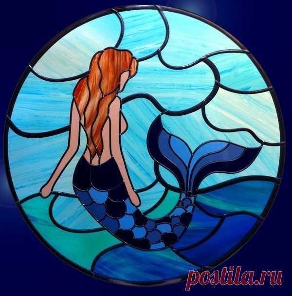 Mosaic Mermaid Patterns (Page 4) - Line.17QQ.com