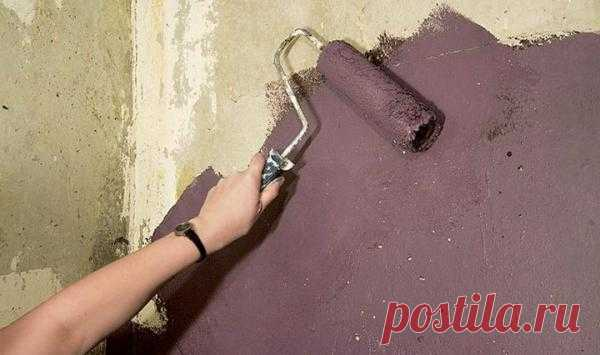 Лучшие виды отделки стен под покраску При необходимости создания оригинального дизайна краску наносят поверх ткани, мешковины или специализированных обоев.