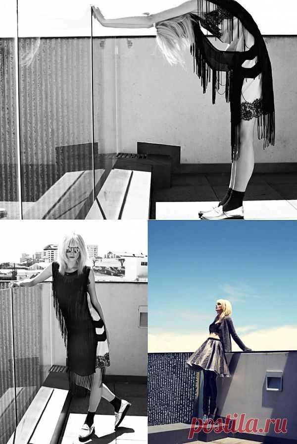 Платье с накидкой / Вещь / Модный сайт о стильной переделке одежды и интерьера