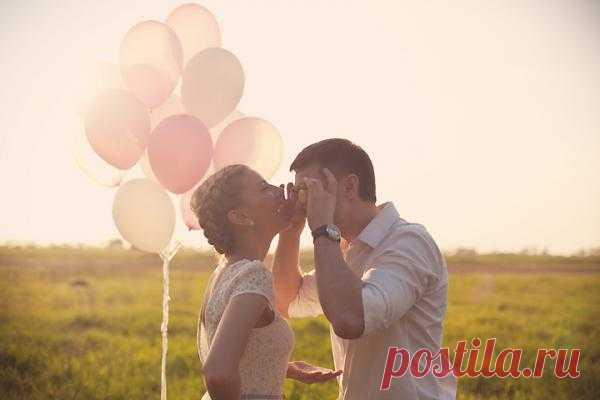 Воздушное вдохновение: шары на Вашей свадьбе - WeddyWood