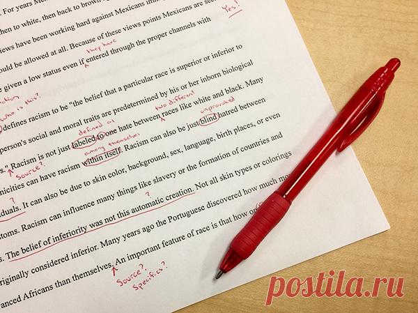Многим творчество (или работа с текстом) дается нелегко.