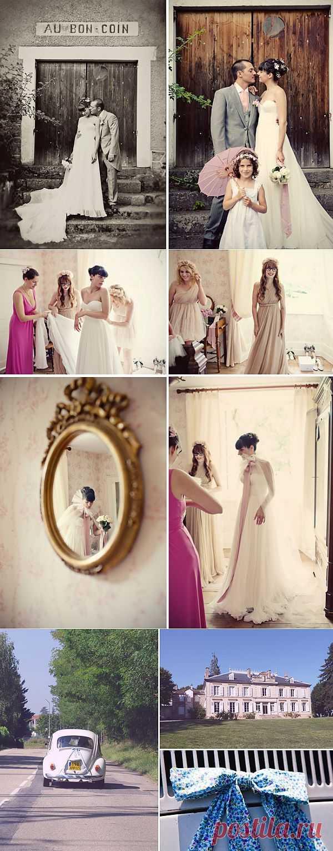 Свадьбы модных блоггеров (мега-трафик) / Свадебная мода / Модный сайт о стильной переделке одежды и интерьера