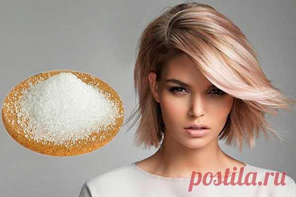 Лимонная кислота для волос: просто незаменима!