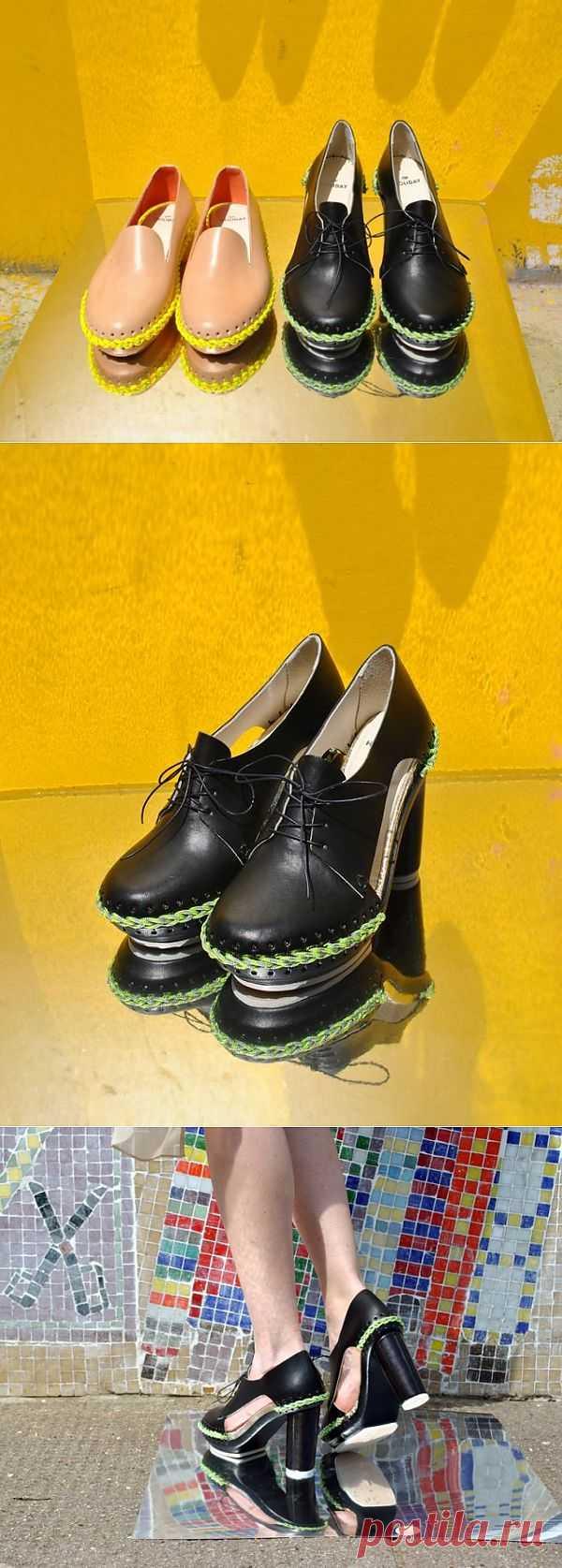 Декор обуви / Аксессуары (не украшения) / Модный сайт о стильной переделке одежды и интерьера