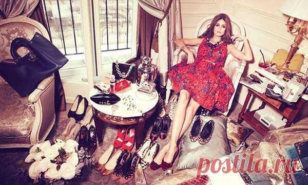 Базовый гардероб — основа стильного образа . Милая Я