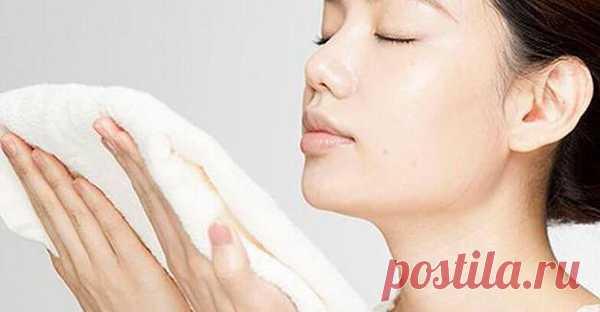 Старинная японская методика: омоложение и подтяжка кожи лица всего за 5 дней