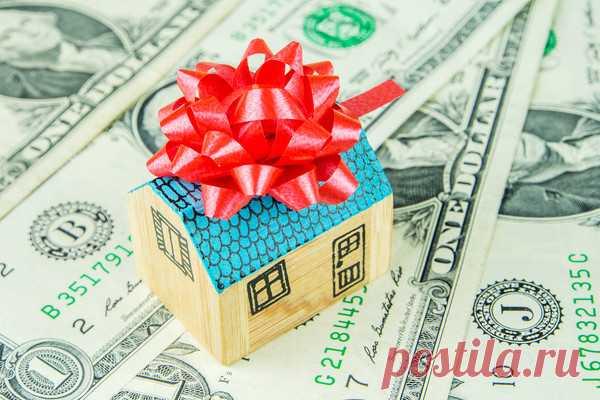 Налоги с ценного подарка