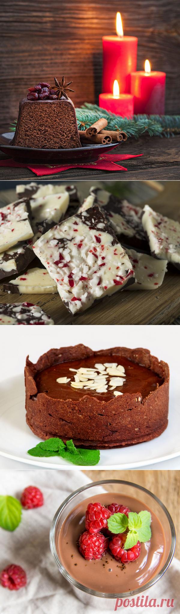 Самые вкусные новогодние десерты