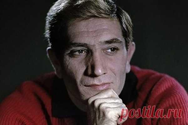 Армен Джигарханян  Советские актеры, которым доставалось больше всего ролей