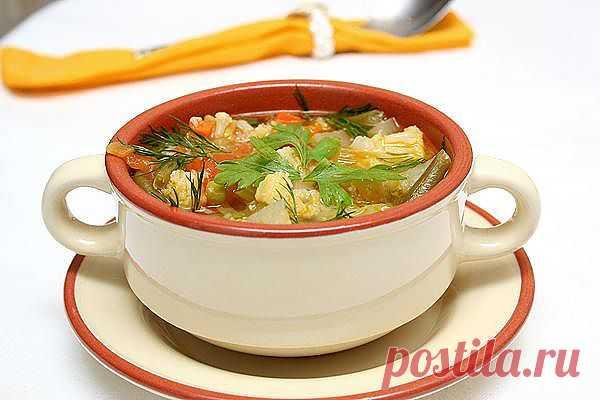 Франкфуртский овощной суп - пошаговый кулинарный рецепт на Повар.ру