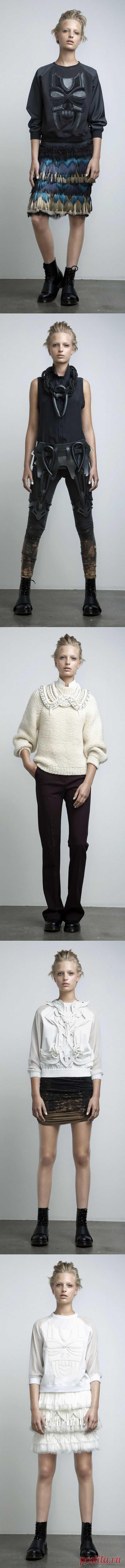Лукбук Anne Sofie Madsen / Лукбуки / Модный сайт о стильной переделке одежды и интерьера