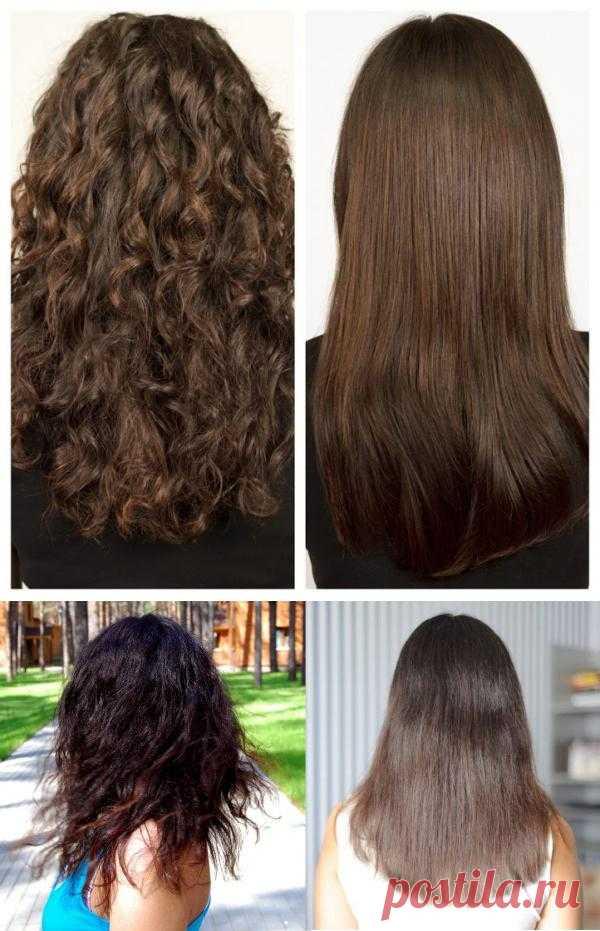 Бразильское кератиновое выпрямление волос - что это?