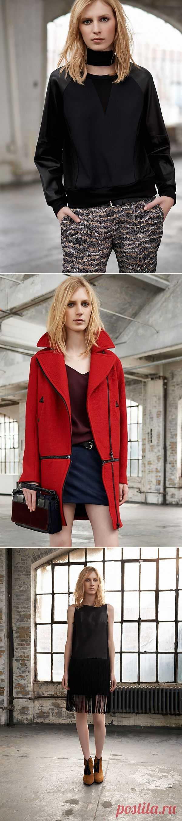 Rag & Bone resort 2014 / Лукбуки / Модный сайт о стильной переделке одежды и интерьера