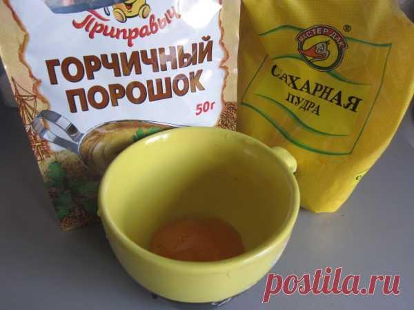 Как сделать горчицу из порошка (сухого, горчичного) быстро и вкусно + видео