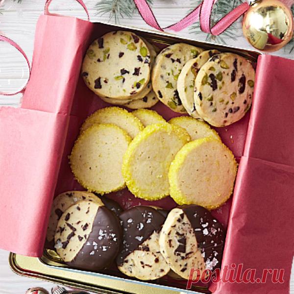 Домашнее печенье без раскатки. Одно тесто для 4+ видов печенья. Рецепт для занятых мамочек | ChocoYamma | Яндекс Дзен