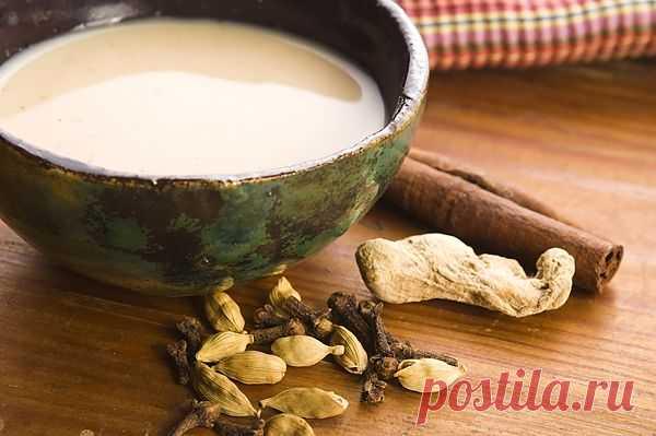 Напиток – легенда — масала чай..