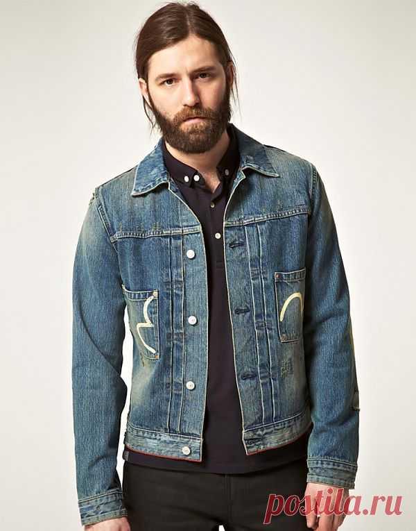 Зачем нужны складки на джинсовых куртках / Детали / Модный сайт о стильной переделке одежды и интерьера