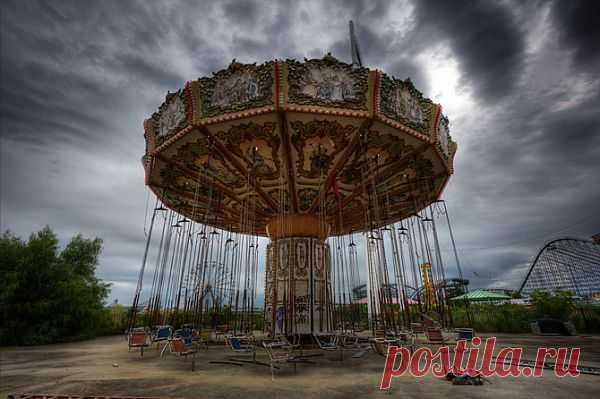 Заброшенные парки: http://science.mirtesen.ru/blog/43755073163