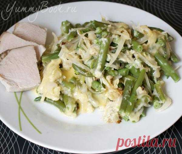 Easy and useful dish – siliculose haricot in Mexican